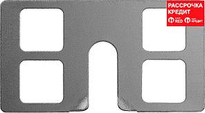 ЗУБР КРЕММЕР-100 крепление для установки маячковых профилей, 100 шт (30950-100)