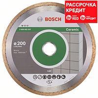 Алмазный отрезной круг по керамике Bosch Standard for Ceramic 200x25.4x1.6x7 мм