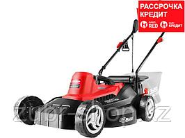 ЗУБР 1800 Вт газонокосилка сетевая, ш/с 420 мм, 11.3 кг (ЗГКЭ-42-1800)