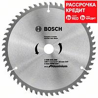 Пильный диск Bosch Eco for Aluminium 190х20/16, Z54, фото 1
