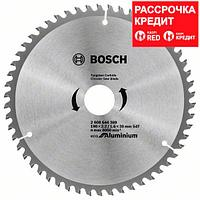 Пильный диск Bosch Eco for Aluminium 190х30, Z54, фото 1
