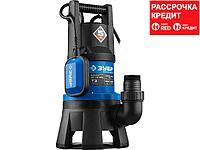 ЗУБР Профессионал НПГ-Т3-1300, дренажный насос для грязной воды, 1300 Вт (НПГ-Т3-1300)