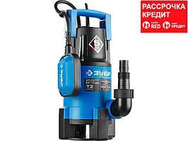 ЗУБР Профессионал НПГ-Т3-550, дренажный насос для грязной воды, 550 Вт (НПГ-Т3-550)