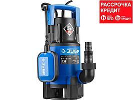ЗУБР Профессионал НПГ-Т3-750, дренажный насос для грязной воды, 750 Вт (НПГ-Т3-750)