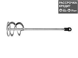 """Миксер STAYER """"PROFI"""" для красок, SDS+ хвостовик, оцинкованный, 80х400мм (06013-08-40)"""