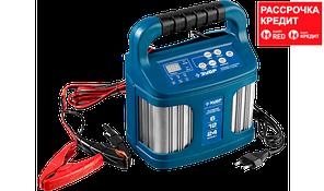 Зарядное устройство 6 В/12 В/24 В, 12 А, автомат, AGM, GEL, WET, ЗУБР Профессионал (59305)