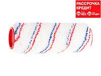 """Ролик сменный """"ГИРПАИНТ"""", полиакрил 12мм, ручка 8мм, d=48/180мм, ЗУБР Эксперт (02511-18_z02)"""