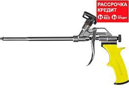 """Пистолет """"BlackPRO"""" для монтажной пены, тефлоновое покрытие, STAYER Professional (06862_z01)"""