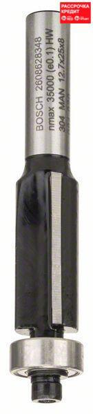 Кромочная фреза с шарикоподшипником Bosch Standard for Wood 8x12,7x68 мм