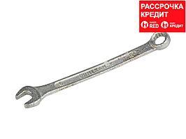 Комбинированный гаечный ключ 6 мм, МЕХАНИК (27016-06)