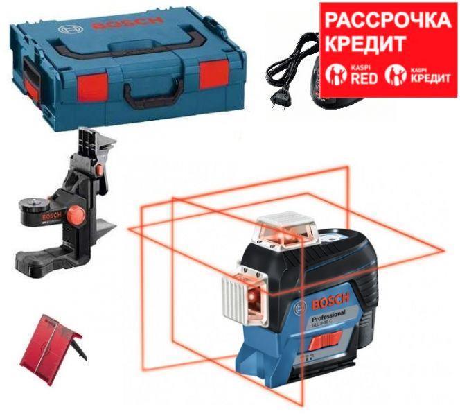 Лазерный нивелир Bosch GLL 3-80 C + BM 1