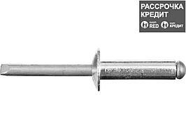 Заклепки вытяжные STAYER 31205-48-25, PROFIX, алюминиевые, 4,8х25мм, 500 шт.