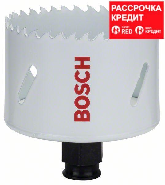 Биметаллическая коронка Bosch Progressor for Wood and Metal 68 мм