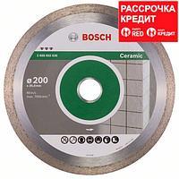 Алмазный отрезной круг по керамике Bosch Best for Ceramic 200x25.4x2.2x10 мм
