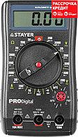 "Мультиметр STAYER ""PROFESSIONAL"" PRODigital цифровой (45310)"