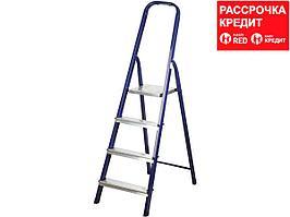 Лестница-стремянка СИБИН стальная, 5 ступеней, 103 см (38803-05)