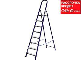 Лестница-стремянка СИБИН стальная, 8 ступеней, 166см (38803-08)