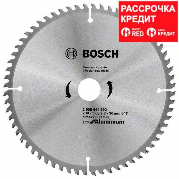 Пильный диск Bosch Eco for Aluminium 230х30, Z64