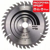 Пильный диск Bosch Optiline Wood 160 x 20/16, Z36, фото 1