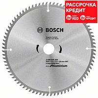 Пильный диск Bosch Eco for Aluminium 254х30, Z80