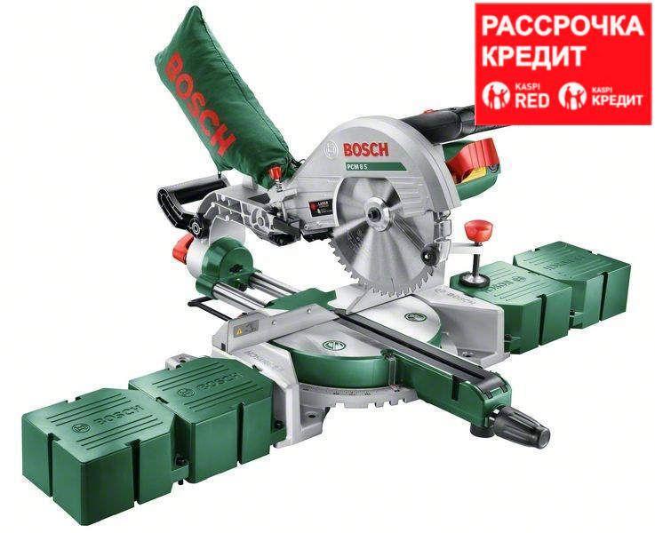 Торцовочная пила Bosch PCM 8 S