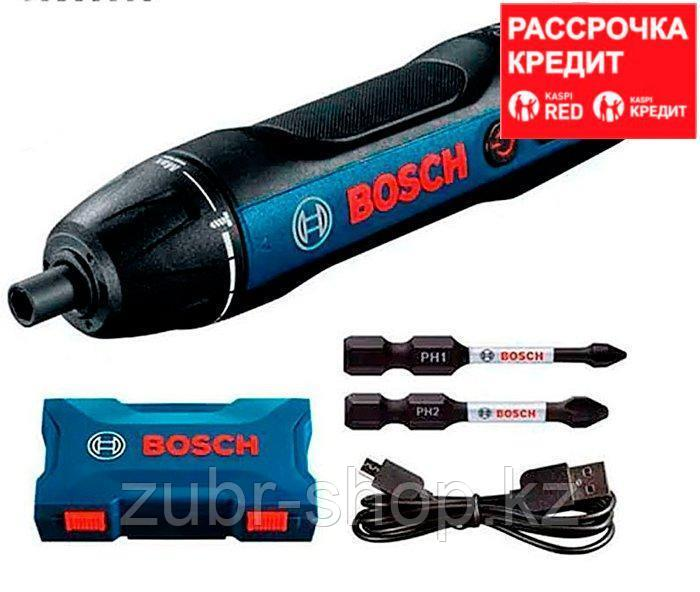 Аккумуляторная отвертка Bosch GO 2 (06019H2100)