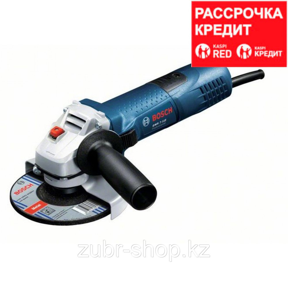0601388106 Болгарка GWS 7-115 Professional