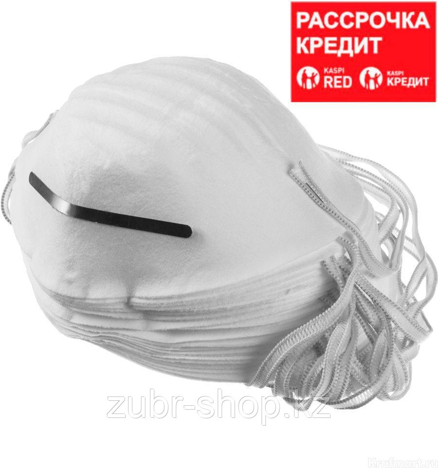 """Маска STAYER """"STANDARD"""" ECO техническая, 25шт (1110-H50_z01)"""