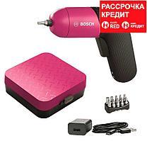 Шуруповерт аккумуляторный Bosch IXO VI Colour (06039C7022)