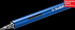 ЗУБР Профессионал ОТР-4 Н20 отвертка аккумуляторная 4 Vmax для точных работ с набором 20 бит (ОТР-4 Н20)
