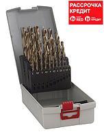 Набор сверл по металлу Bosch HSS-Co ProBox, 25 шт