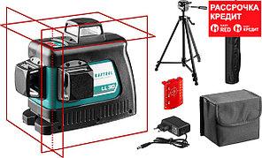 KRAFTOOL LL 3D #3 нивелир лазерный со штативом ST-160, в коробке (34640-3)