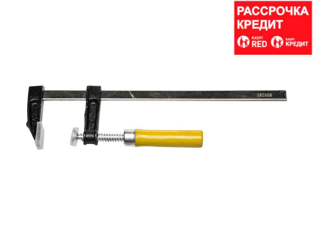 Струбцина STAYER 3210-050-250_z01, тип F, 50x250 мм