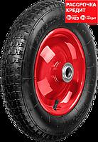 ЗУБР КП-2 колесо пневматическое для тачек 39950, 39952, 360 мм (39955-2)