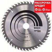 Пильный диск Bosch Optiline Wood 235 x 30/25, Z48