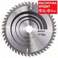 Пильный диск Bosch Optiline Wood 230 x 30, Z48