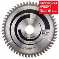 Пильный диск Bosch Multi Material 190х30, Z54