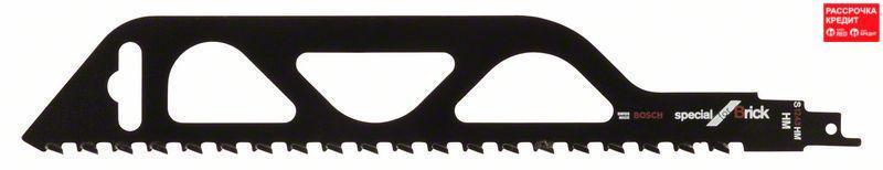 Сабельное полотно по кирпичу Bosch Endurance for Brick S 1243 HM