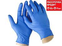"""Перчатки STAYER """"PROFI"""" нитриловые экстратонкие, XL, 100шт (11203-XL), фото 1"""