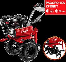 ЗУБР МТУ-450 мотоблок бензиновый усиленный, 212 см3 (МТУ-450)