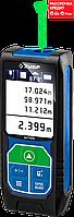 """Дальномер лазерный """"ДЛ-100"""", точность 2 мм, дальность 100м, класс защиты IP54, ЗУБР Профессионал 34923 (34923)"""