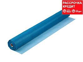 """Сетка STAYER """"STANDARD"""" противомоскитная в рулоне, стекловолокно+ПВХ, синяя, 0,9 х 30м (12528-09-30)"""