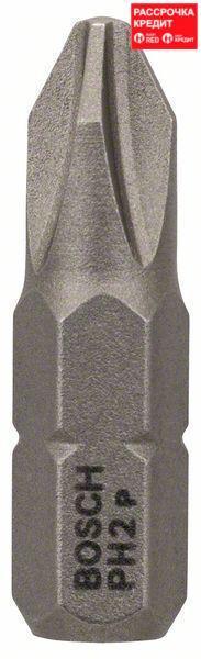 Бита Bosch ECO PH 2 x 25 мм, 100 шт