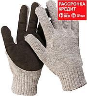 ЗУБР ТАЙГА, размер L-XL, перчатки утепленные со спилковым наладонником. (11467-XL)