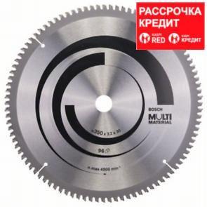 Пильный диск Bosch Multi Material 350х30, Z96