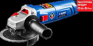 ЗУБР УШМ 125 мм, 850 Вт, серия Профессионал. (УШМ-П125-850)