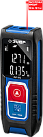 """Дальномер лазерный """"ДЛ-30"""", точность 3мм, дальность 30м, класс защиты IP54, ЗУБР Профессионал 34927 (34927)"""