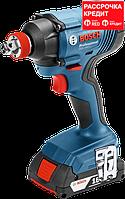 Аккумуляторный гайковерт Bosch GDX 180-LI