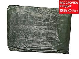 """Тент-полотно STAYER """"PROFI"""" универсальный,из тканого полимера высокой плотности 90 г/м3,с люверсами,водонепроницаемый, 6мх8м (12562-06-08)"""