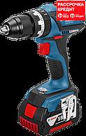 Аккумуляторный ударный шуруповерт Bosch GSB 18 V-EC